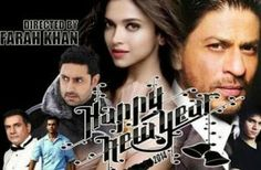 Happy New year is an upcoming bollywood action comedy drama movie which is released on oct 2014. The film which is directed by Farah Khan and Produced by Shahrukh Khan and Gauri Khan. In this film superstar Shahrukh khan and Deepika Padukon played Lead Role. Here you can find out the shahrukh khan movie Happy New Year Movie First Look Posters, Bollywood Movie Happy New Year First Look Poster and Photos.