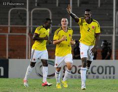 La selección Colombia que dirige Carlos 'Piscis' Restrepo se coronó la noche del domingo Campeón del Campeonato Suramericano Sub-20 que se disputó en territorio argentino.