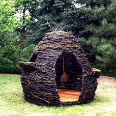 Playhouse / Kids Fort by Cheerlup (tree house alternative)
