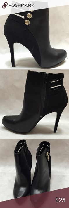 Guess Like new, only worn once. Guess Shoes Heeled Boots