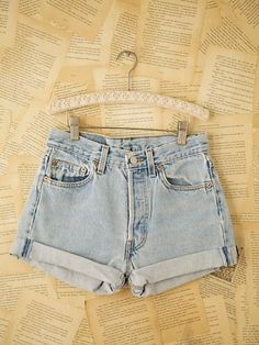 Classic Vintage Levi Shorts - $77.00