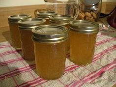 Home canning without a canner