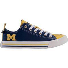 b9838c2f0c8d Skicks Michigan Wolverines Low Top Sneaker