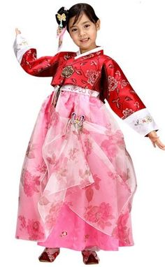 $69 Korean Style-so cute I still have my hunbuk dress from when I was a lil girl I still have to get my adult one