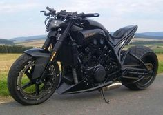 Evil Relikt. The bike that makes mere motorcycles shudder and hide