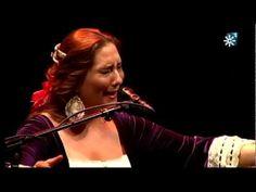 Marina Heredia - Gala Flamenca Homenaje Carmen Linares y Manolo Sanlúcar. Tangos (Morentangos)