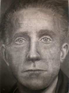 Miguel Scheroff (charcoal and conte on Fabriano paper)