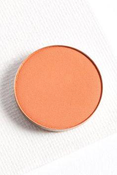 I Owe You matte mid-tone orange pressed powder eye shadow