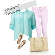 """""""Summer Weekend Roadtrip"""" by csdairs on Polyvore"""