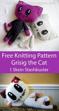 Knitting By Post Rambling Rabbit Pattern Knitting Pattern