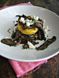 comfort food...polenta on Pinterest | Polenta, Polenta Lasagna and ...
