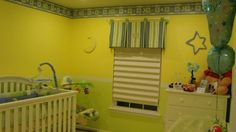 Baby Room Designs: Beautiful Baby Room Decorating Ideas Yellow: Cute and Pretty for Baby's Room Designs