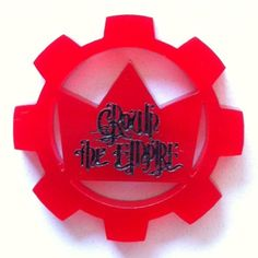 Crown The Empire Cog Necklace I have this and I wear it proud :D