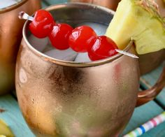 These Margarita Moscow Mules are the perfect combination of two favorite drink! Margaritas and Moscow Mules!