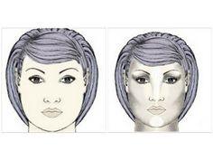 Delicious Make Up & Fashion: : Rubrica Trucco Correttivo, Viso Tondo :