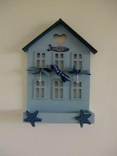 Dépose-clefs style bord de mer : Accessoires de maison par lalouchic