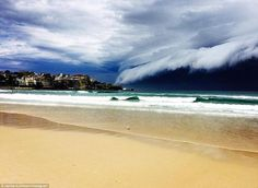 Photographer Zoltan Bekefy Symphony In Waves Photo - Beautiful photographs of storm clouds look like rolling ocean waves