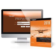 2de3930ac37 ASA 2019 Commercial Pilot Test Prep Bundle (Book
