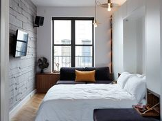 Awesomely Stylish Micro Apartments In Nyc