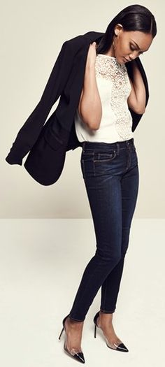 stretch skinny jeans  http://rstyle.me/n/jtrqhpdpe