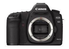 Canon EOS 5D Mark II (lekker scherp geprijsd sinds de komst van de Mark III)