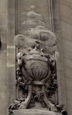 Architectural elements in Paris  xo--FleaingFrance