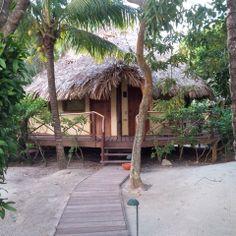 Cabana at Kanantik Jungle Resort on Belize