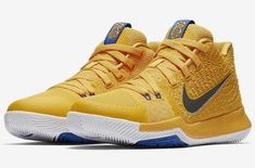 Release Date: Nike Kyrie 3 Mac And Cheese