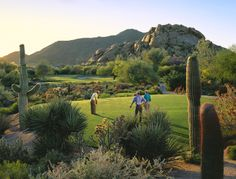 The captivating Boulders Resort is a magical retreat from the conventional, nestled on 1300 acres in the Sonoran Desert foothills of northern Scottsdale. Boulders Resort, Into The West, Scottsdale Arizona, Bouldering, Outdoor Activities, Places To See, The Neighbourhood, Golf Courses, Vacation
