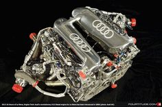 Audi's revolutionary V12 Diesel engine for Le Mans has been introduced in 2006