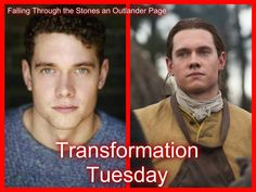 1a-105 ~ THE RENT ~ Tom Brittney plays Lt Jeremy Foster on #Outlander Starz series by Ronald D. Moore;
