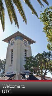 Westfield UTC mall in San Diego, CA