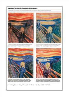 "a comparison of the scream by edvard munch and christinas world by andrew wyeth It was here that munch ""felt a loud, unending scream piercing  world or by the world of photography edvard munch is yet  utagawa, andrew wyeth,."