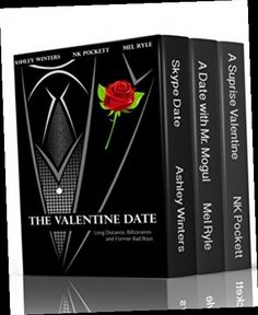The Valentine Date Long Distance Billionaires And Former Bad Boys Collection By Ashley Winters