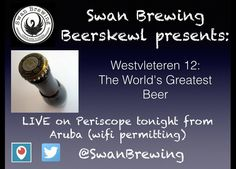 So we met the guys that run one of the #haute cuisine restaurants in town at the bar the other night. They told me to come over and have a #westvleteren12 I thought they were joking until they busted out proof pics. #staytuned #craftbeer #belgianbeer #worldsgreatestbeer #swanbrewing #aruba