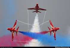 """Royal Air Force """"Red Arrows"""""""