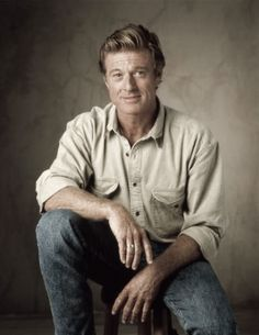 Robert Redford // Jack Weil …publicity still for 'Havana' (1990)