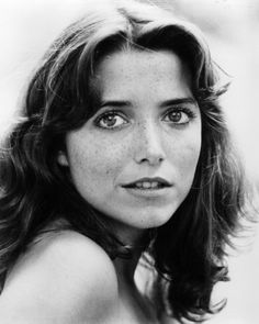I thought Karen Allen was so pretty in Raiders of the Lost Ark. I love her…