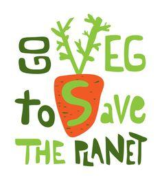 Ser vegetariano es más sostenible