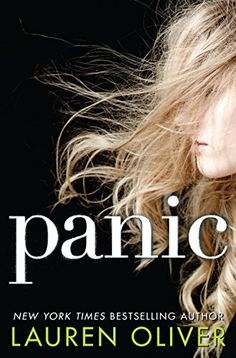 February book club discusses PANIC by Lauren Oliver - young adult fiction Ya Books, Book Club Books, Great Books, Books To Read, Book Nerd, Book Lists, Amazing Books, Reading Lists, We Were Liars
