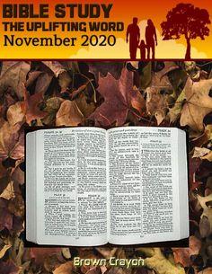 Amazon ❤ Bible Study The Uplifting Word - November 2020