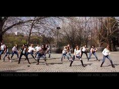 Shadow Blow Feat. Mozart La Para - TU CON EL YO CON ELLA- by ALINA DUMA(Zumba Ⓡ Fitness Choreo) - YouTube