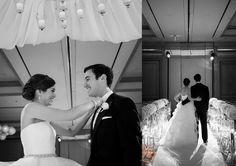 Katherine + Michael January Wedding | Bride & Groom 1st Look | Carter Rose Photography @f8studiowedding