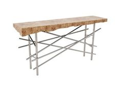 Rectangular console table RITUAL - 112509 - UMOS design