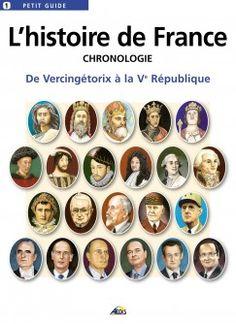 French history from Vercingetorix to François Hollande