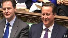 Nick Clegg says Cameron's EU goal 'wholly implausible'