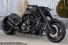 Car & Bike Fanatics: Custom Harley Davidson Chopper