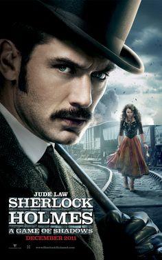 Sherlock Holmes, A Game of Shadows. 2011.