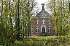 Onderdendam, boerderij-landgoed Oudebosch