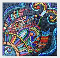 Mosaic FSH108X by JulieEdmunds-Mosaic